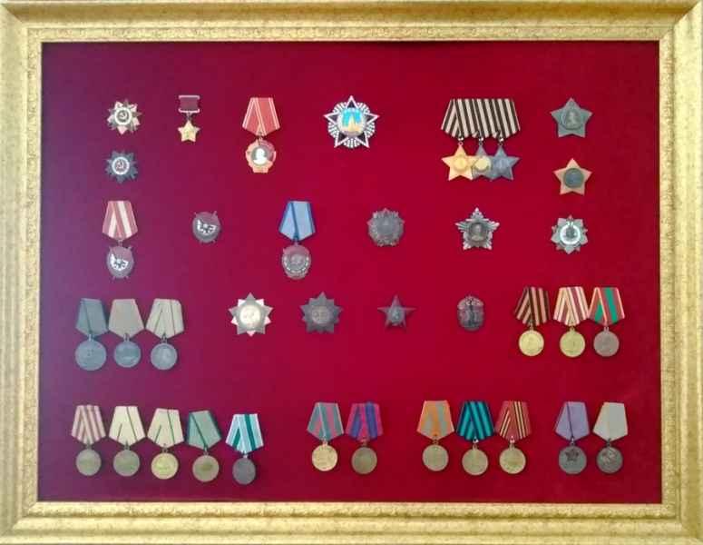 Коллекция наград СССР