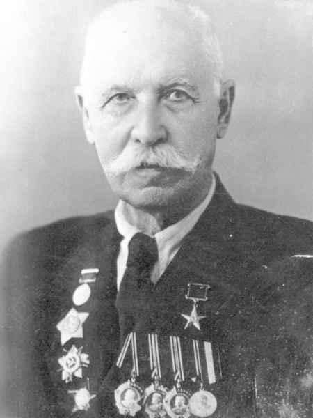 Ф.В. Токарев